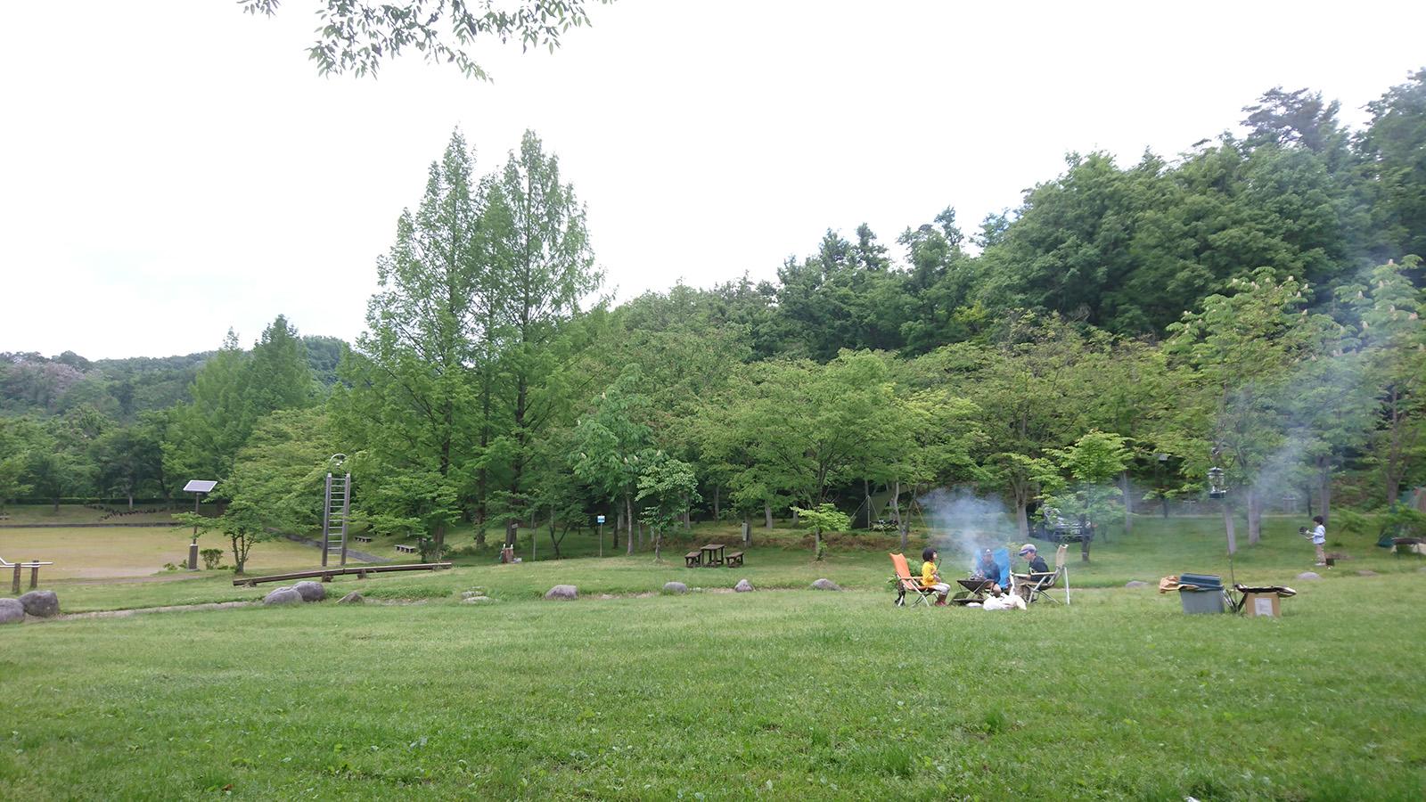 2017年5月27日・28日 キャンプ@いこいの森