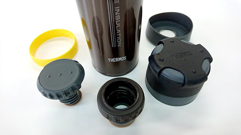 THERMOS 山専ボトル FFX-900