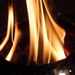 ソロ装備発掘!万能蒸し器はソロ焚き火台として機能する。