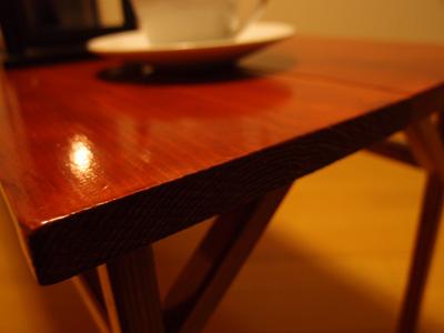 DIY フォールディングローテーブルVer 2.0