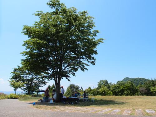 トルテュPro初張りデイキャンプ@馬見ヶ崎 釈迦堂河畔広場