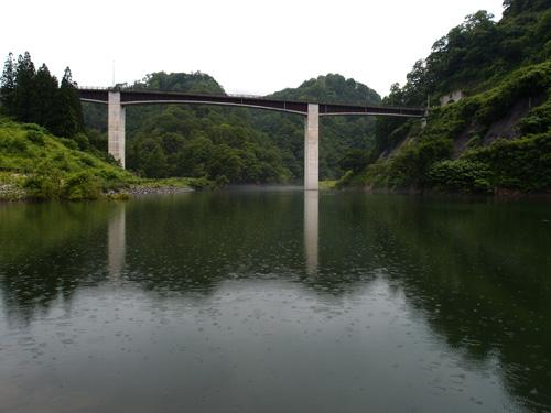 長井市 百秋湖の下見♪
