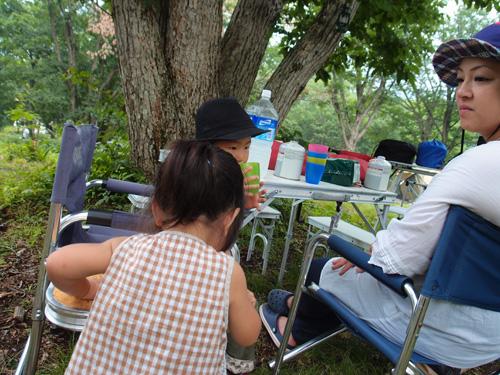 2013ファミリーキャンプ村in蔵王坊平国設野営場
