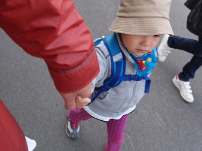 Kazuと千歳山山頂へ!