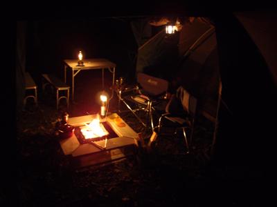 寒河江市いこいの森キャンプ場