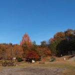 父子キャンプ@寒河江市いこいの森