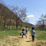 馬見ヶ崎川 河原探検