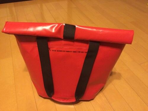 ターポリントートバッグ