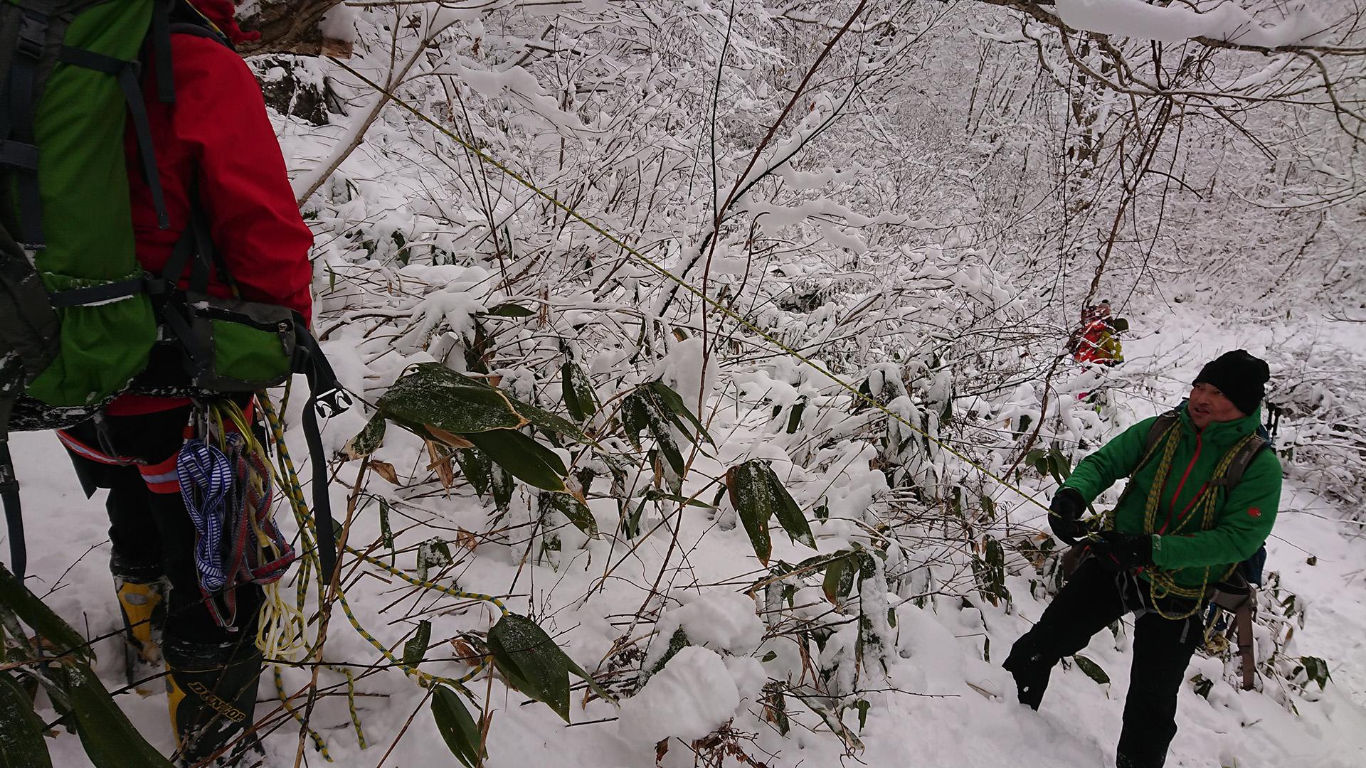 日本山岳ガイド協会 資格更新講習