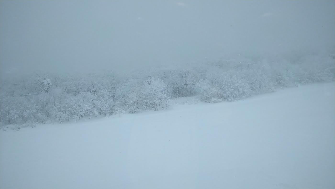 スキーシーズンオン
