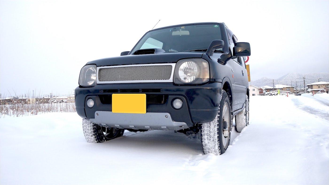 JB23ジムニー納車